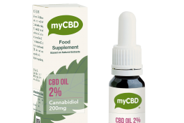 CBD Oil 2% myCBD - entourage effect